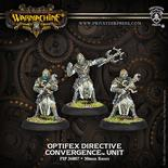 Convergence of Cyriss Optifex Directive
