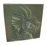 Dragon Shield Brown Dragon Binder for 9-pocket pages
