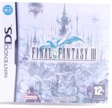 Final Fantasy III - Nintendo DS