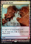 Cascade Bluffs - Zendikar Expeditions