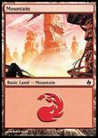 Mountain - Premium Deck Series: Fire and Lightning