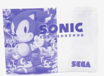 Sonic The Hedgehog (Manual)