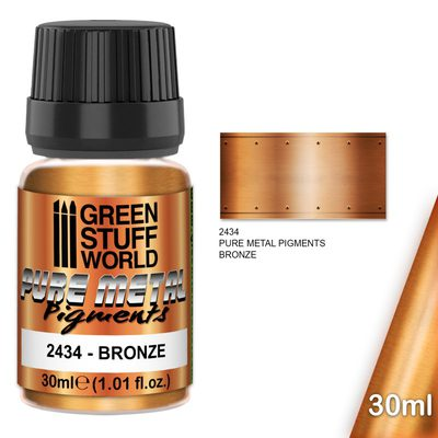 GSW Pure Metal Pigments: Bronze