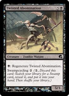 Twisted Abomination - Premium Deck Series: Graveborn
