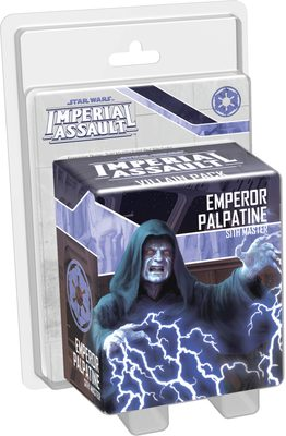 Star Wars Imperial Assault: Emperor Palpatine Villain Pack