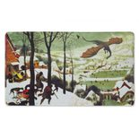 Dragon Shield Play Mat Hunters in the Snow