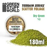 GSW Scatter Foliage: Dry Green 180ml