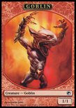Goblin TOKEN 1/1 - Scars of Mirrodin
