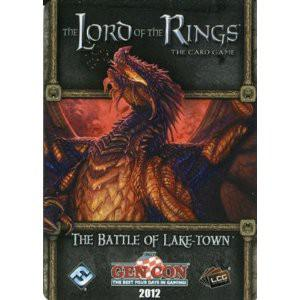 Lord of the Rings LCG: Battle of Lake-Town Adventure Pack