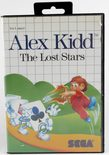 Alex Kidd: The Lost Stars - Master System