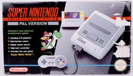 Super Nintendo Console (SNES) Super Mario World Pack