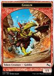 Goblin TOKEN 1/1 - Unstable