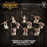 Protectorate of Menoth Flameguard Cleansers Unit