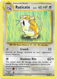Raticate 67/108 - X&Y Evolutions
