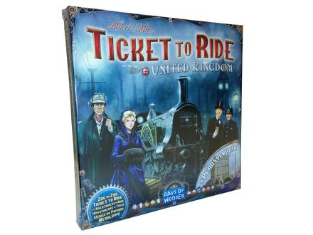 Ticket To Ride Map Collection Vol. 5: United Kingdom