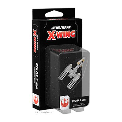 Star Wars X-Wing Miniatures Game Second Edition BTL-A4 Y-Wing Expansion Pack (ENNAKKO)