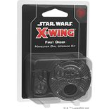 Star Wars X-Wing Miniatures Game Second Edition First Order Maneuver Dial Upgrade Kit