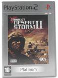 Conflict: Desert Storm II (Platinum) - PS2