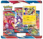 Pokemon SWSH5: Battle Styles 3-pack Blister Jolteon