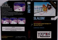 Slalom (Original YAPON Rental Cover Paper)