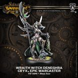 Cryx Wraith Witch Deneghra Epic Warcaster