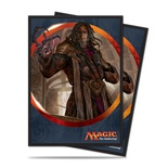 Ultra Pro Sleeves Aether Revolt: Tezzeret the Schemer (80pcs)