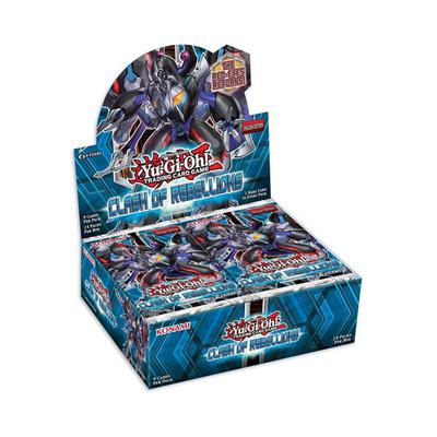 Clash of Rebellions Booster Display Box