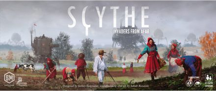 Scythe: Invaders from Afar (PREORDER)