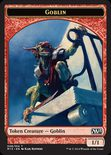 Goblin TOKEN 1/1 - Magic 2015