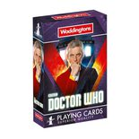 Playing Cards: Waddingtons Doctor Who