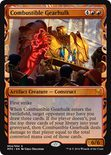 Combustible Gearhulk - Kaladesh Inventions