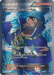 Archie's Ace in the Hole Full Art 157/160 - X&Y Primal Clash
