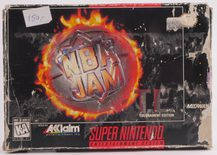 NBA Jam Tournament Edition - SNES