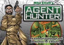 Agent Hunter Card Game