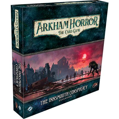 Arkham Horror LCG: The Innsmouth Conspiracy (PREORDER)