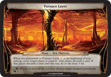 Furnace Layer - Planechase Planes