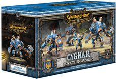 Warmachine Battlegroup Starter Box: Cygnar Mk III