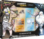 Pokemon Champion's Path Special Pin Collection Circhester Gym