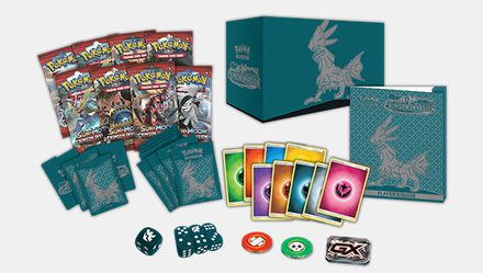 Pokemon SM4: Sun & Moon Crimson Invasion Elite Trainer Box