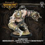 Cephalyx Contract Mercenary Subduer/Warden/Wrecker Heavy Monstrosity kit
