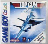 Top Gun: Firestorm (Custom Case) - GBC
