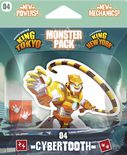 King of Tokyo/New York Monster Pack: Cybertooth