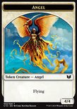 Angel 4/4 // Spirit 1/1 TOKEN - Commander 2015