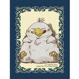 Final Fantasy TCG Sleeves Fat Chocobo (60pcs)
