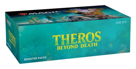 Theros Beyond Death Draft Booster Display Box