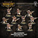 Protectorate of Menoth Deliverers