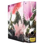 Dragon Shield Slipcase Binder Enimas Silver