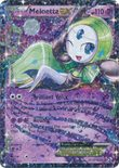 Meloetta EX RC11/RC25 - Black & White 11: Legendary Treasures