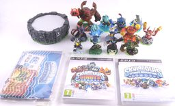 Skylanders Spyro's Adventure + Giants Bundle - PS3