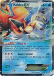 Keldeo EX – 45/113 - Black & White 11: Legendary Treasures